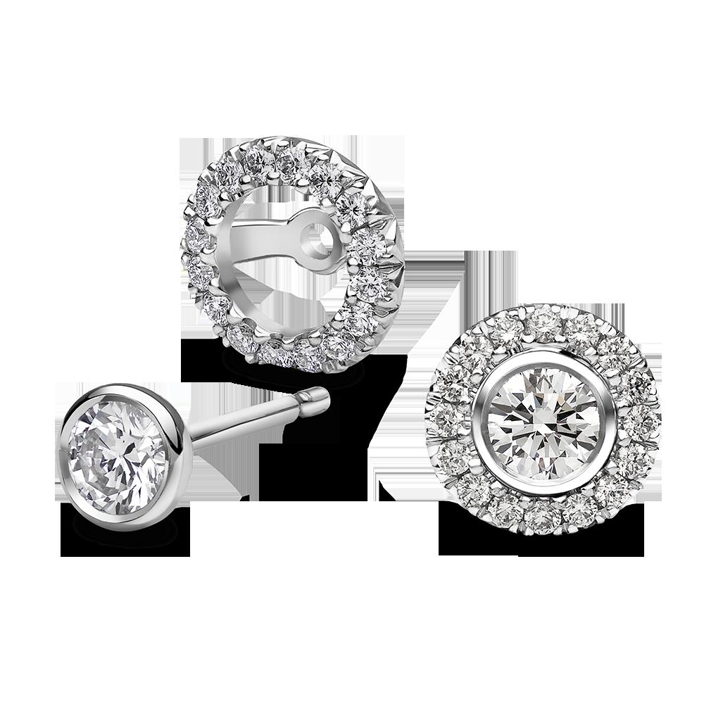 Bespoke Diamond Studs