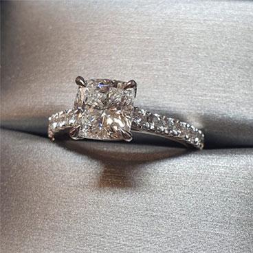 Bespoke Engagement Ring