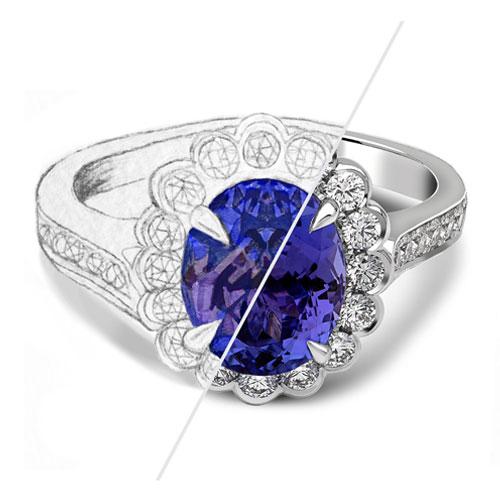Diamond Jewellery Design