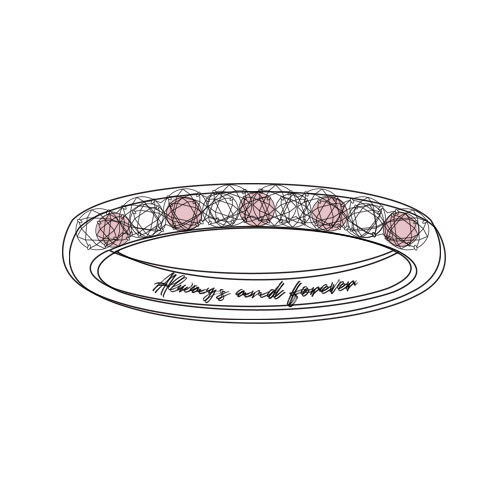 Eternity Rings Personalise